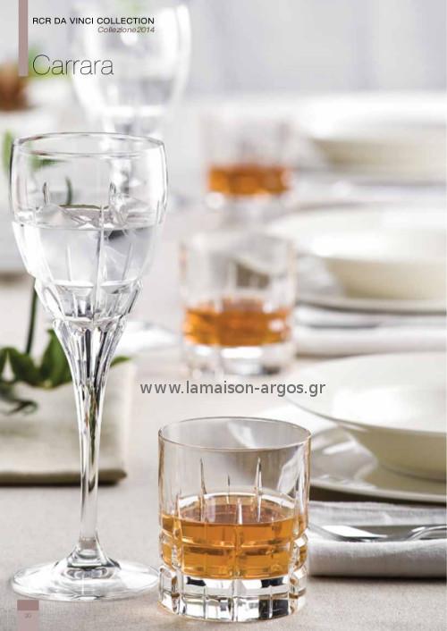 κρυστάλλινα ποτήρια DA VINCI Carrara 1
