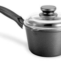 Αντικολλητική Κατσαρόλακι risoli OPTIMA με κάλυμμα