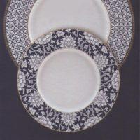 versace 1969 set πιάτα